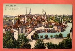 DA11-02 Bern Untere Stadt. Stempel Marke Oben Rechts, Daneben Raum F. Stempel ! In 1923 - BE Berne