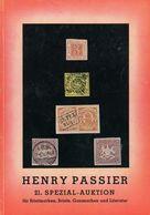 21. Passier  Auktion 1966 - Auktionskataloge