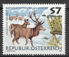 Österreich 2216 ** Postfrisch - 1945-.... 2. Republik