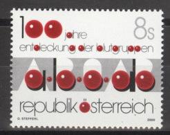 Österreich 2322 ** Postfrisch - 1945-.... 2. Republik