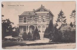 Wijk Bij Wijk En Aalburg - Pastorie - 1922 - Nederland