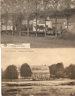 Emptinne : Château De Fontaine ---- 2 Cp - Hamois