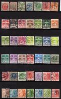 DANEMARK - Collection De 1875 à Moderne - Plus De 230 Timbres Oblitérés - Lotes & Colecciones