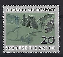 Germany 1969  Naturschutzjahr (**) Mi.592 - [7] Repubblica Federale