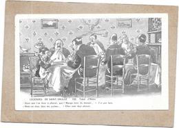 DEPT 58 - HUMOUR - LEGENDES DE SAINT SAULGE - Table D'Hotes - DELC2 - - France