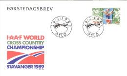 Norwegen 1014 FDC - FDC