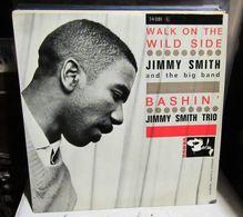 EP JIMMY SMITH - WALK ON THE WILD SIDE - Jazz