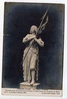 JEANNE D'ARC -- Par André Vermare ,exécutée Pour La Cathédrale D'Orléans Et St Louis-des-Français à Rome - Sculptures