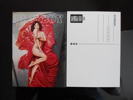 PLAYBOY Sexy Female Carte Postale - Pin-Ups