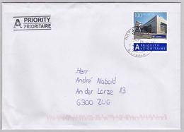 Brief Von Zürich (br5299) - Switzerland
