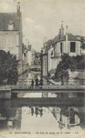 45 - Montargis - Un Bras Du Loing Sur Le Canal - Montargis
