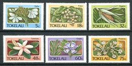 237 TOKELAU 1987 - Yvert 143/48 - Fleur - Neuf **(MNH) Sans Trace De Charniere - Tokelau