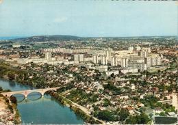 93 - EPINAY SUR SEINE - VUE AÉRIENNE - LA CITÉ D'ORGEMONT - France