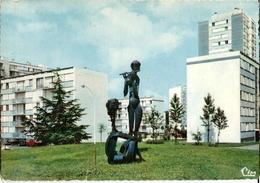 93 - ROSNY SOUS BOIS - QUARTIER BOIS PERRIER - Rosny Sous Bois