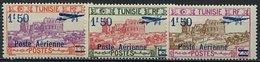 Tunisie, PA N° 10 à N° 12** Y Et T - Poste Aérienne