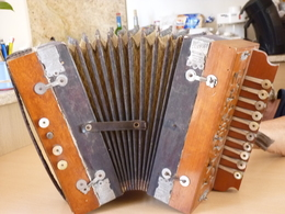 Accordéon TIVOLI (made In Germany) - Musical Instruments