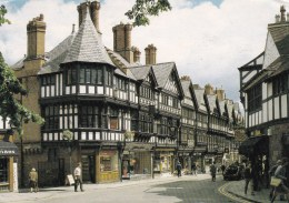St. Werburgh's Street, Chester, Cheshire, England - Posted Airmail 1987 To Australia - Chester