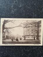 Den Haag ('s Gravenhage) Rijnstraat Met Staatsspoor En Fraaie Tram Gelopen 1923 - Den Haag ('s-Gravenhage)