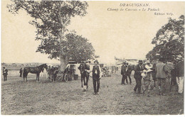 83 DRAGUIGNAN Champs De Courses, Le Padock - Draguignan