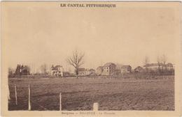CARTE POSTALE  SAIGNES 15  Bellevue.La Plantade - France