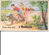 MONTLUCON. Venez Avec Nous A...... - Montlucon