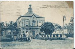 Leopoldsburg - Bourg-Léopold - Maison Communale Et Monument Du Souvenir - P.I.B. - Edition Apers - 1937 - Leopoldsburg