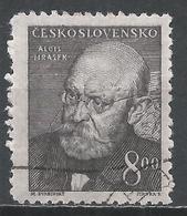 Czechoslovakia 1949. Scott #379 (U) Alois Jirasek, Writer  * - Tchécoslovaquie