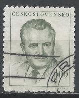 Czechoslovakia 1952. Scott #564 (U) President, Klement Gottwald (1896-1953) * - Tchécoslovaquie