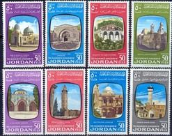JORDAN - JERUSALEM CHURCHES - MOSQUE - **MNH - 1963 - Moschee E Sinagoghe