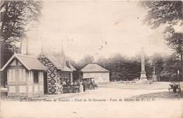 ACHERES - Croix De Noailles - Forêt De St Germain - Poste De Secours - Acheres
