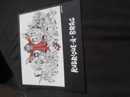 Sérigraphie Rubrique à Brac - Other