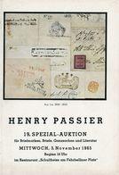 19. Passier  Auktion 1965 - Auktionskataloge