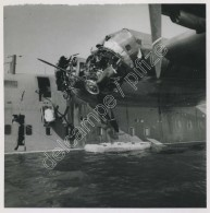 Aviation . Hydravion Accidenté . 1945-50 . - Aviation