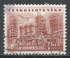 Czechoslovakia 1953. Scott #597 (U) Iron Works * - Tchécoslovaquie