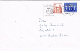 29906. Carta KASSEL (Alemania Federal) 1985. 200 Jahre Hermanos GRIMM - [7] República Federal