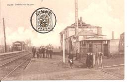 Ligne Interieur De La Gare - België