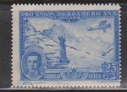 SPAIN Pro Union Iberoamerican - 25 Cts Airmail - Mint Hinged - Vignettes De La Guerre Civile