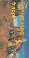 SOUS-BOCKS - DESPERADOS (Bière De France) Grand Format 11/22 Cm, Neuf. - Beer Mats