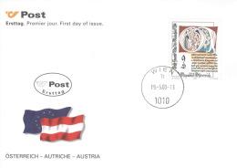 Österreich 2314 FDC - FDC