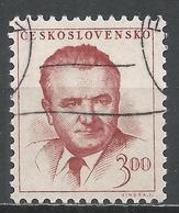 Czechoslovakia 1953. Scott #603 (U) President, Klement Gottwald * - Tchécoslovaquie