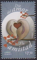MEXICO, 2018, MNH DAY OF LOVE AND FRIENDSHIP, BIRDS,  1v - Other