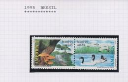 CHAMPIGNONS: Divers 'BRESIL 1995',  Neufs** - Hongos