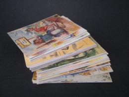 Germaine Bouret - Ensemble D'environ 100 Cartes Postales (reproductions) - Bouret, Germaine