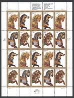 USA 2608/11 Kleinbogen ** Postfrisch - Vereinigte Staaten