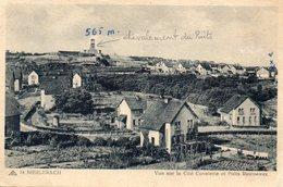 CPA - MERLEBACH (57) - Aspect Du Chevalement Du Puits De Mines Reumeaux Et De La Cité Cuvelette - Années 30 - Autres Communes