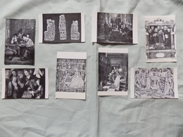 ART CARDS: X8 CHESS B&w Chess Nut Canada - Jeux Et Jouets