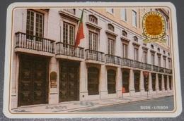 PETIT  CALENDRIER DE LE BANQUE FONSECA & BURNAYS DE PORTUGAL  - 1985 - Petit Format : 1981-90
