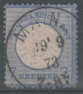Germania 1872 - Aquila Scudo Grande 7 K. - Germania