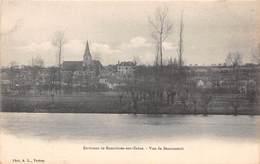 Environs De BONNIERES SUR SEINE - Vue De Bennecourt - Bonnieres Sur Seine
