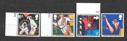Gran Bretagna 1991 Sports Vari Serie Completa Nuova/mnh** - Nuovi